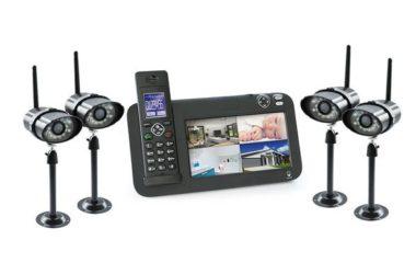 videosurveillance sans fil